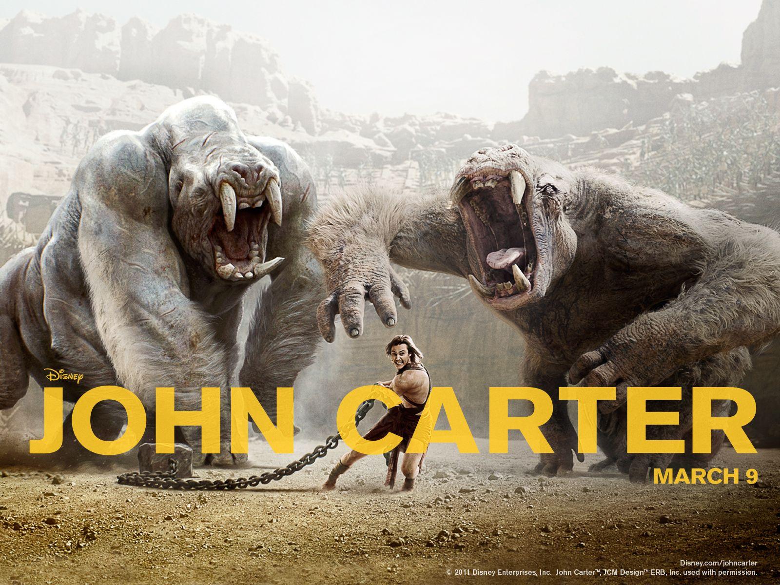 Джон картер обои для рабочего стола